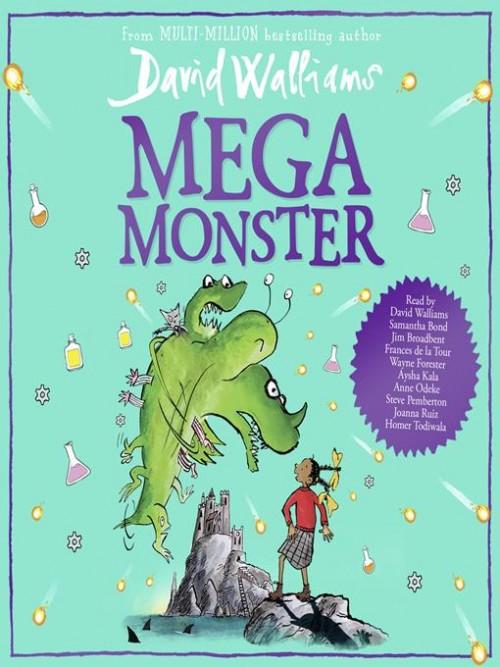 Megamonster Cover