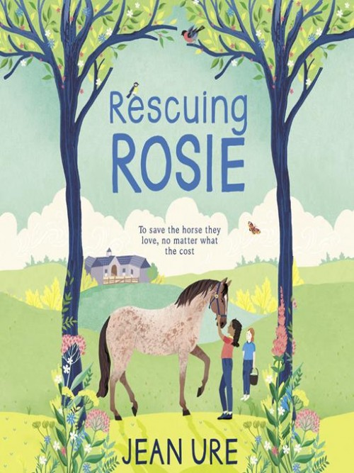 Rescuing Rosie Cover