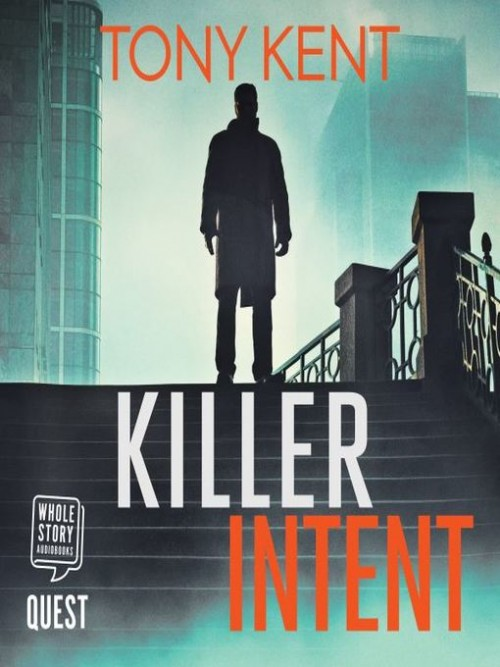 Killer Intent Book 1: Killer Intent Cover