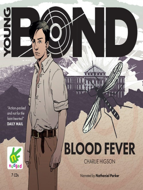 Young Bond Book 2: Blood Fever Cover