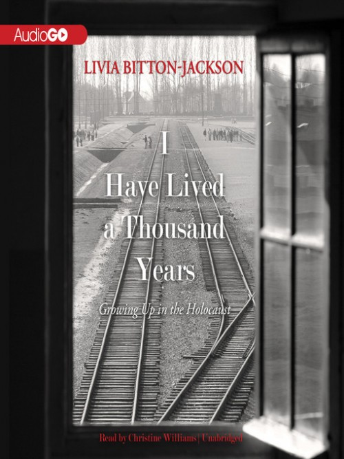 I Have Lived A Thousand Years Cover