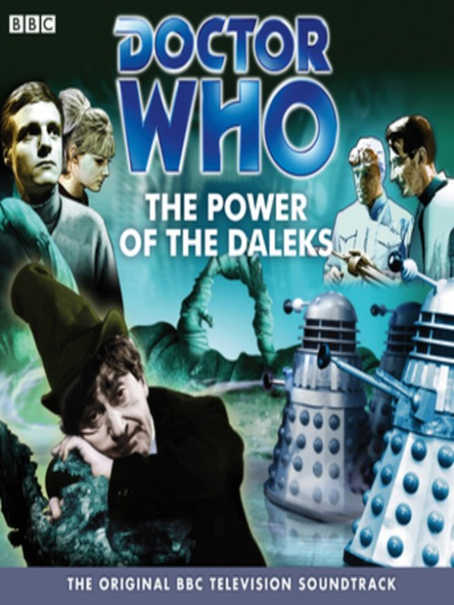 The Power of the Daleks Cover