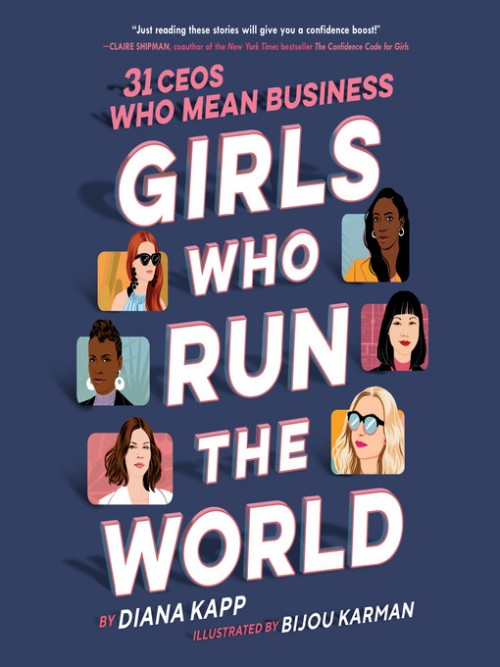Girls Who Run the World Cover