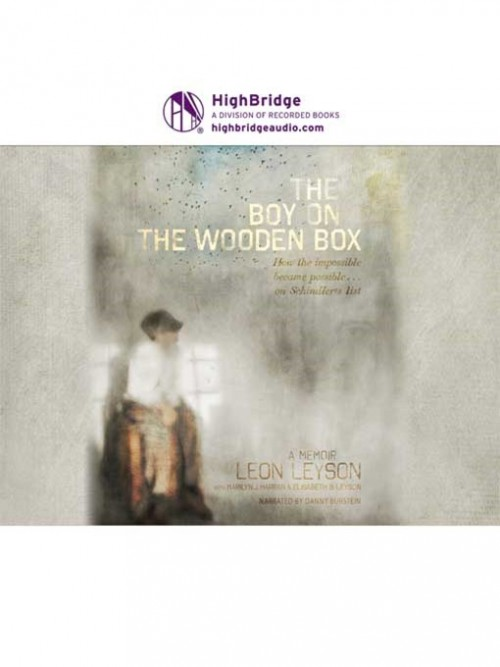 The Boy On the Wooden Box Cover
