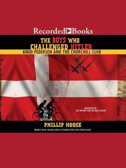 The Boys Who Challenged Hitler Cover