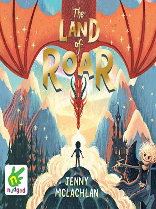 Land of Roar Book 1: The Land of Roar Cover