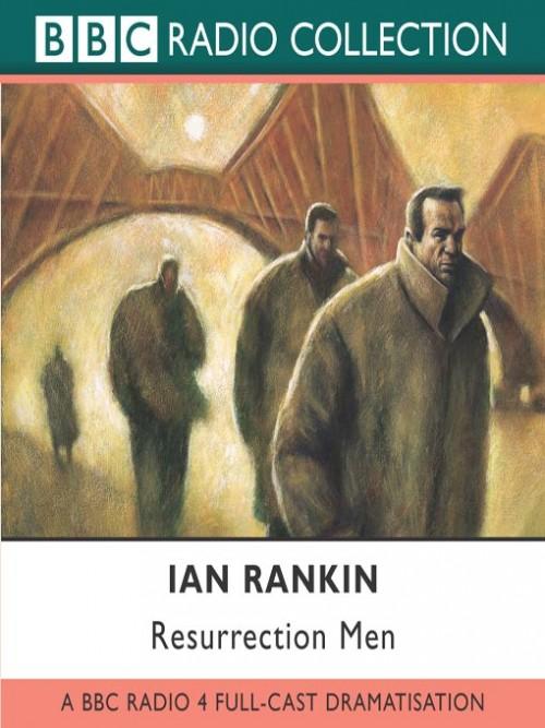 Resurrection Men Cover