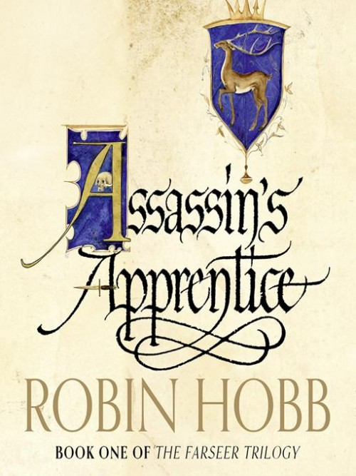 Farseer Trilogy Book 1: Assassin's Apprentice Cover