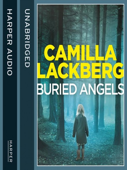 Patrik Hedstrom Book 8: Buried Angels Cover
