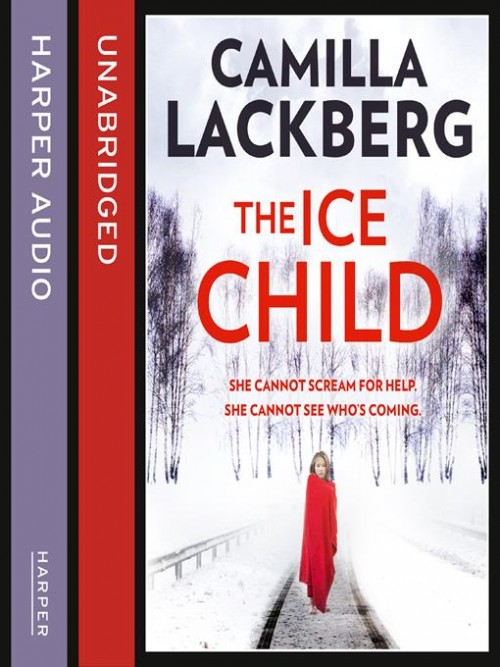 Patrik Hedstrom Book 9: The Ice Child Cover