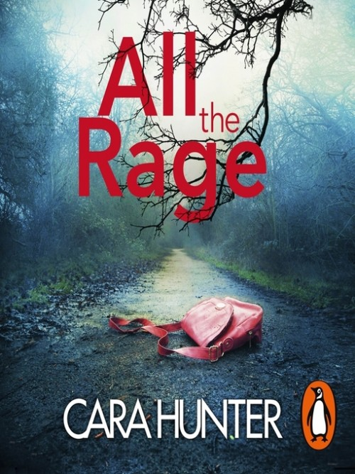DI Fawley Series Book 4: All the Rage Cover