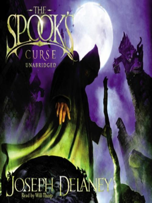 The Last Apprentice Book 2: The Spook's Curse Cover