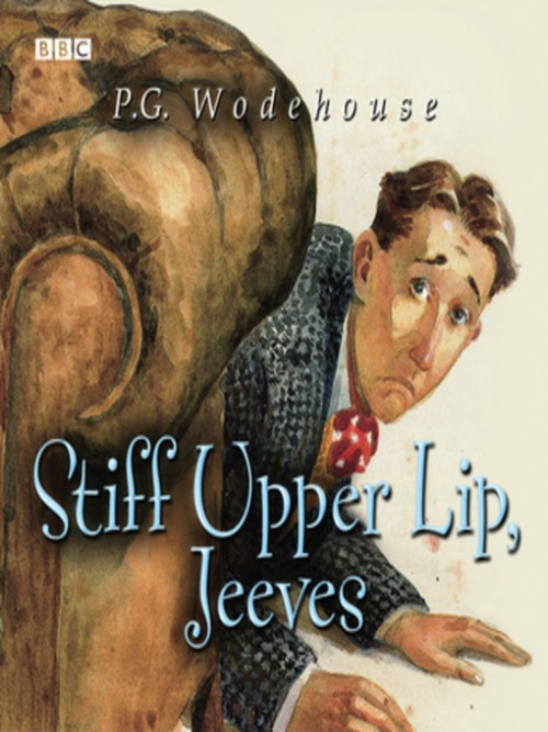 Stiff Upper Lip, Jeeves Cover