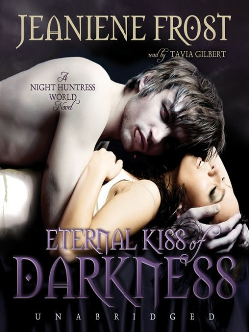 Night Huntress World Book 2: Eternal Kiss of Darkness Cover
