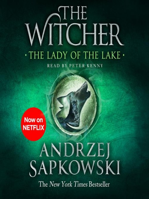 The Witcher Book 5: The Lady of the Lake Cover