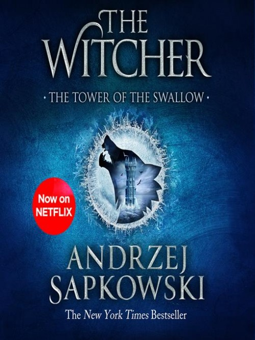 The Witcher Book 4: The Tower of the Swallow Cover