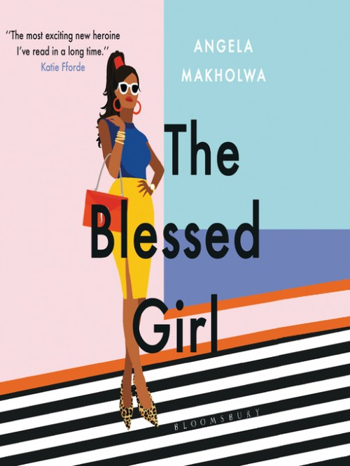 The Blessed Girl Cover