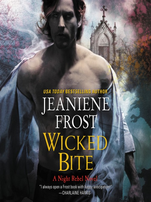 Night Rebel Book 2: Wicked Bite Cover
