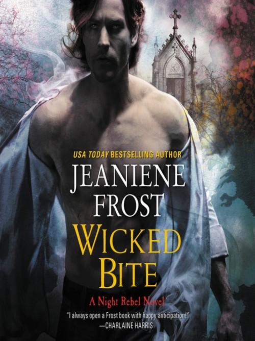 Night Rebel Book 2: Wicked Bite Cover