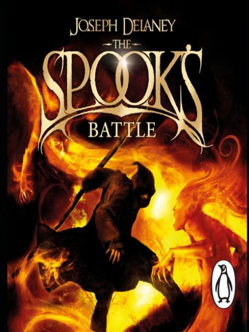The Last Apprentice Book 4: The Spooks Battle Cover