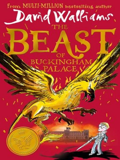 The Beast of Buckingham Palace Cover