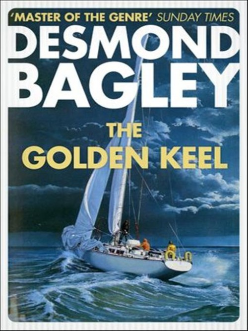 The Golden Keel Cover