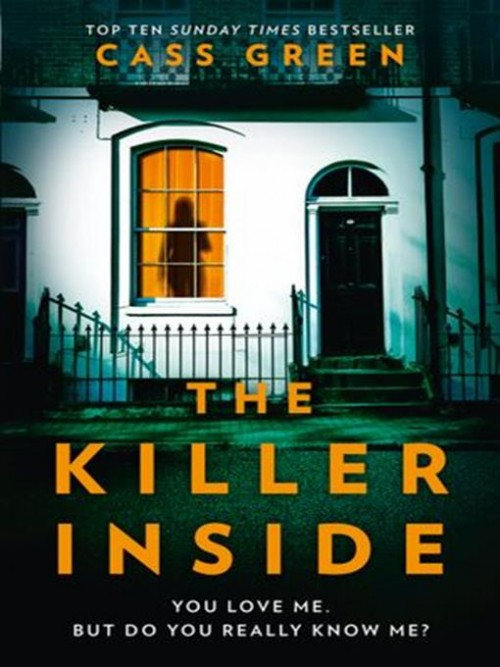 The Killer Inside Cover