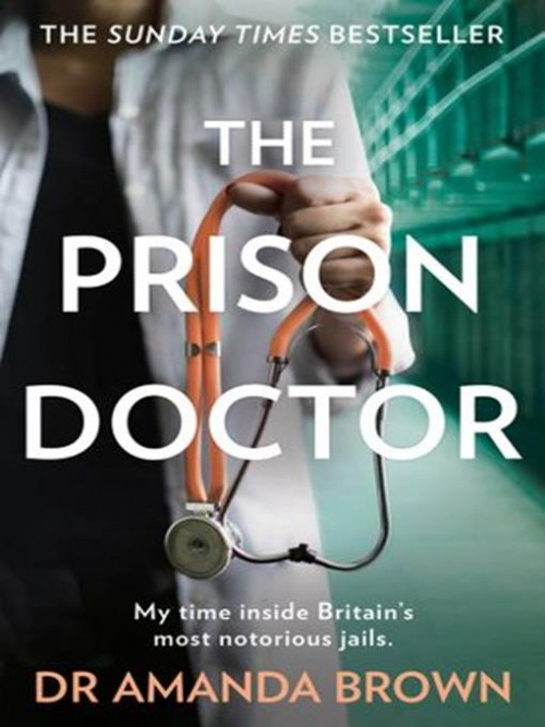 The Prison Doctor Cover