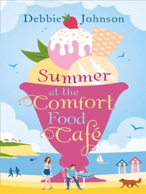 Summer At the Comfort Food Cafe Cover