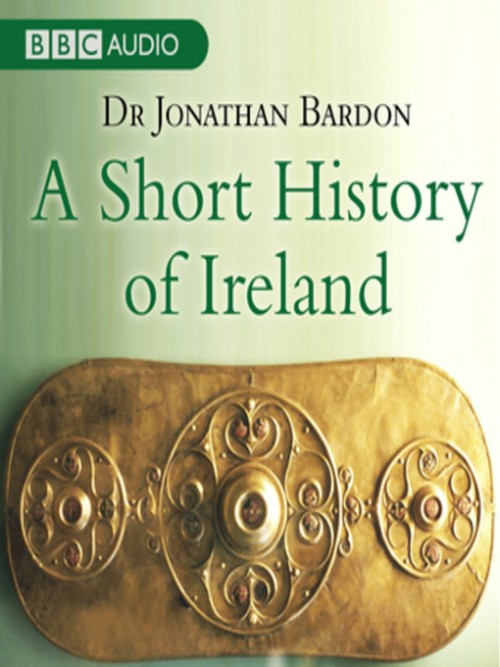 A Short History of Ireland Cover