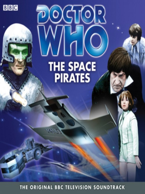 The Space Pirates Cover