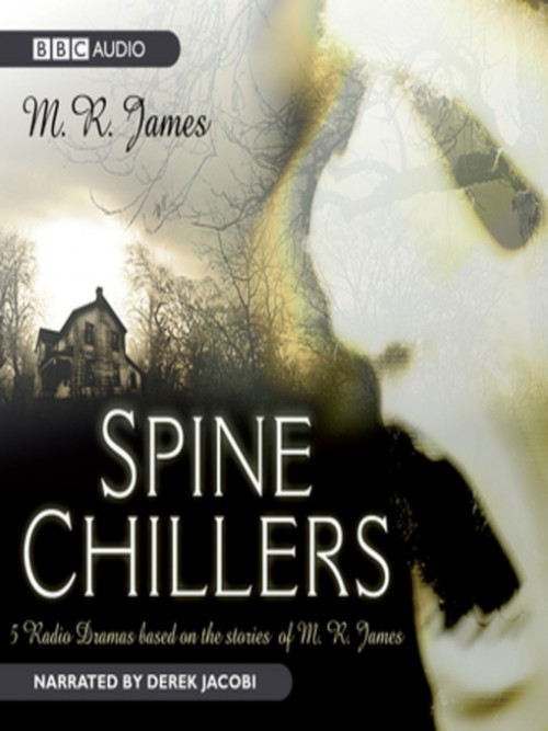 Spine Chillers Cover