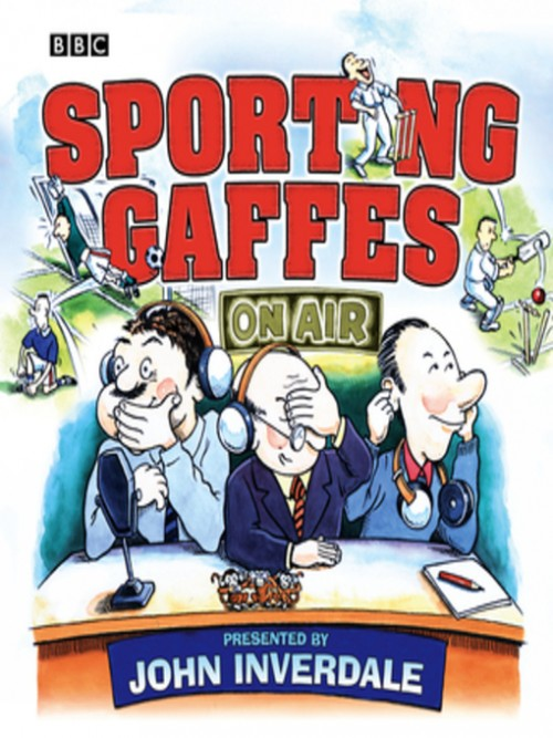 Sporting Gaffes Cover