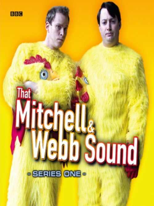 That Mitchell & Webb Sound, Series 1 Cover