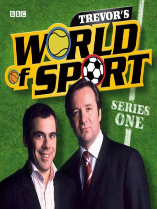 Trevor's World of Sport, Series 1 Cover