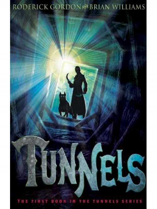 Tunnels Book 1: Tunnels Cover