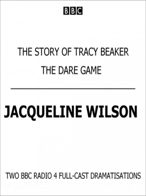 The Story of Tracy Beaker & the Dare Game Cover