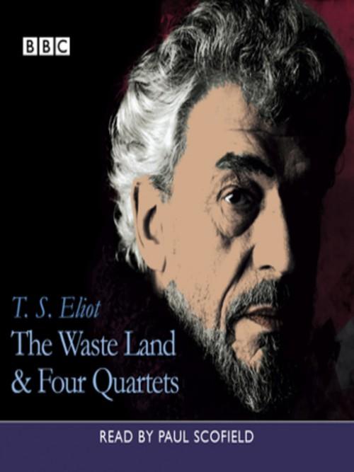 The Waste Land & the Four Quartets Cover