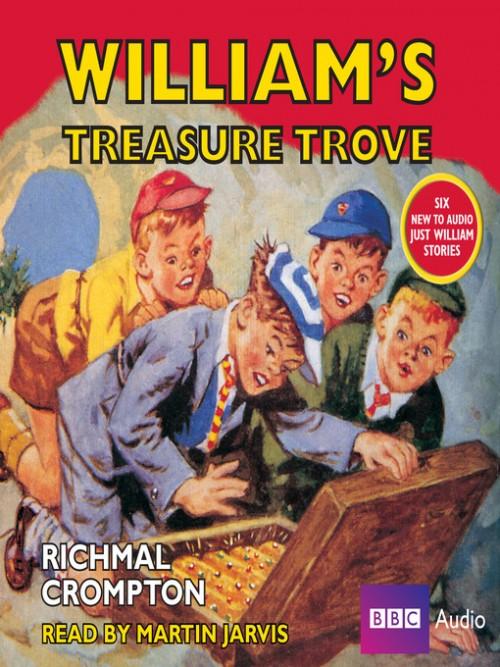 William's Treasure Trove Cover