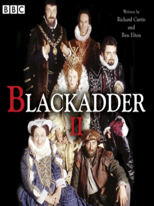 Blackadder Ii Cover