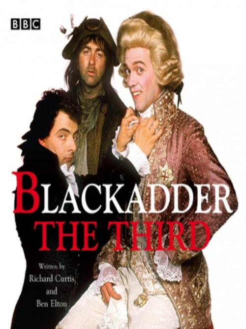 Blackadder the Third Cover