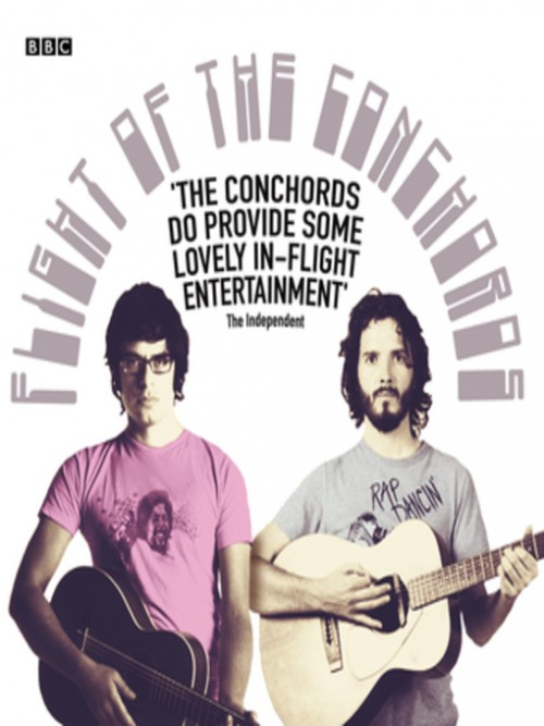 Flight of the Conchords Cover