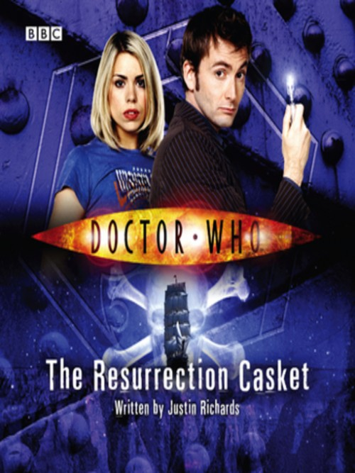 Doctor Who: The Resurrection Casket Cover