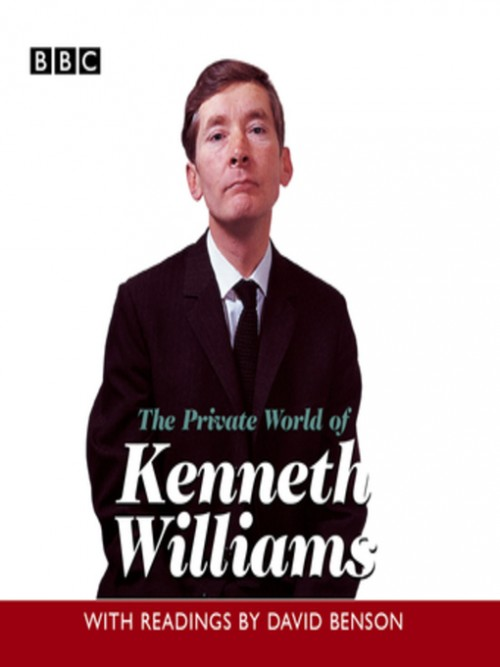 The Private World of Kenneth Williams Cover