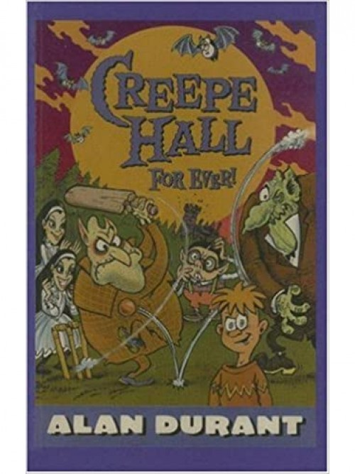 Creepe Hall Series Book 3: Creepe Hall Forever Cover