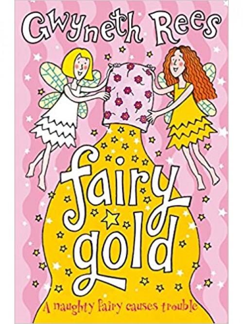 Fairy Dust Series Book 4: Fairy Gold Cover
