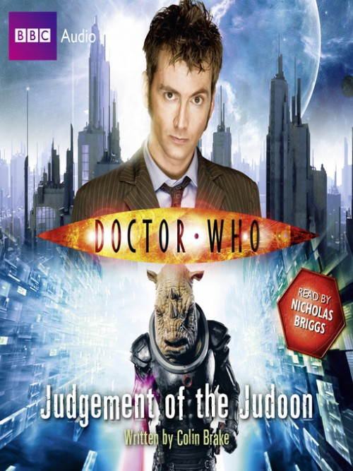 Judgement of the Judoon Cover