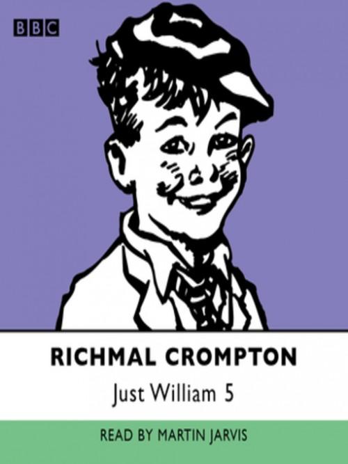 Just William 5 Cover