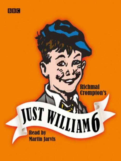 Just William 6 Cover