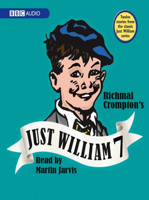 Just William 7 Cover